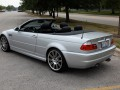 BMW 3er 3er Cabrio (E46) 318 Ci (143 Hp) full technical specifications and fuel consumption