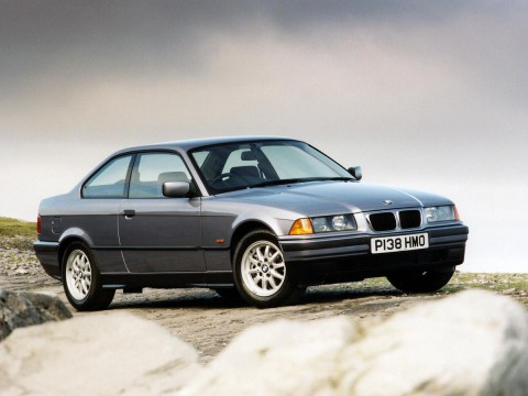 Technical specifications and characteristics for【BMW 3er Coupe (E36)】