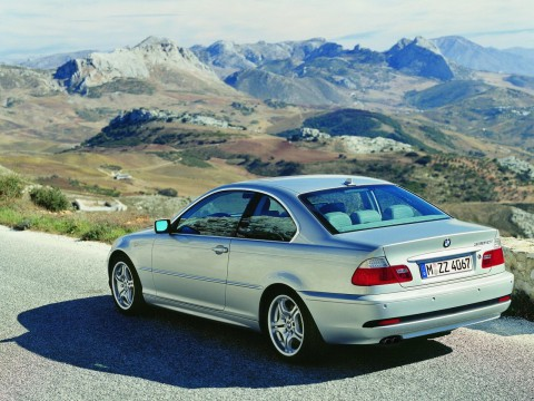 Technical specifications and characteristics for【BMW 3er Coupe (E46)】
