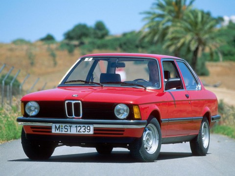 Technical specifications and characteristics for【BMW 3er (E21)】