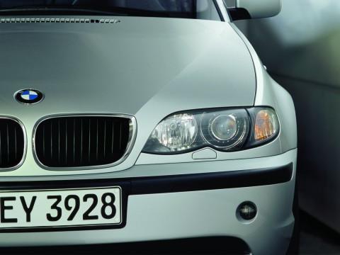Especificaciones técnicas de BMW 3er (E46)