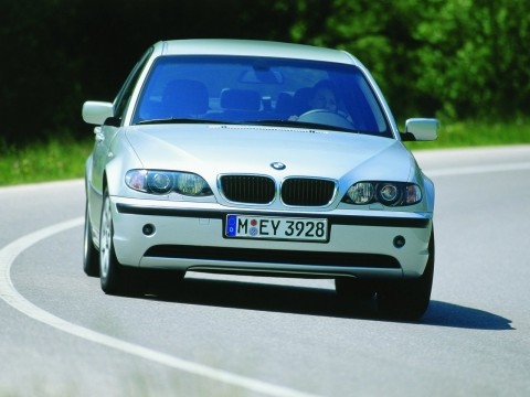 Technical specifications and characteristics for【BMW 3er (E46)】
