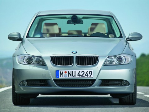 Technical specifications and characteristics for【BMW 3er (E90)】