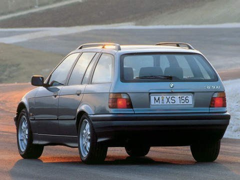 Technical specifications and characteristics for【BMW 3er Touring (E36)】