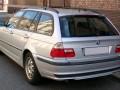 Caractéristiques techniques de BMW 3er Touring (E46)