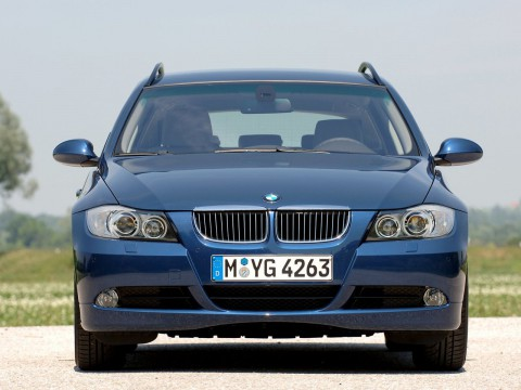Technical specifications and characteristics for【BMW 3er Touring (E91)】