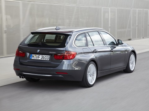 Technical specifications and characteristics for【BMW 3er Touring (F31)】