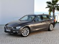 BMW 3er 3er Touring (F31) 320i (184 Hp) full technical specifications and fuel consumption