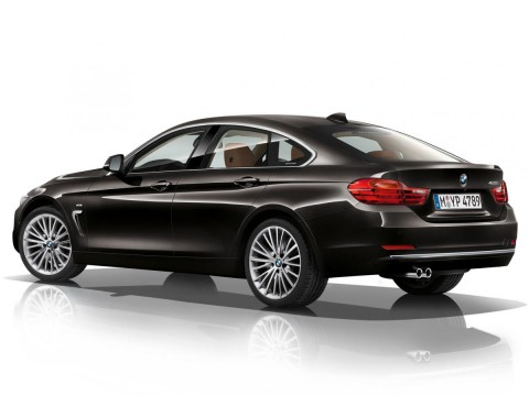 Technical specifications and characteristics for【BMW 4er Gran Coupe】