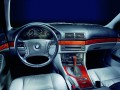 Technical specifications and characteristics for【BMW 5er (E39)】