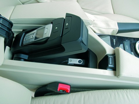 Технические характеристики о BMW 5er (E60)