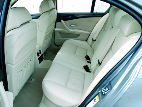 Technical specifications and characteristics for【BMW 5er (E60)】