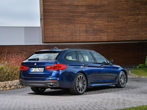 Technical specifications and characteristics for【BMW 5er (G30) Touring】