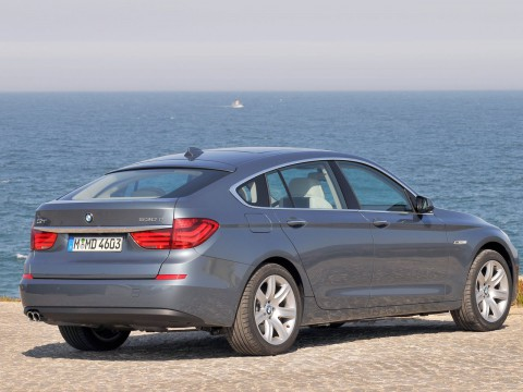 Technical specifications and characteristics for【BMW 5er Gran Turismo (F07)】