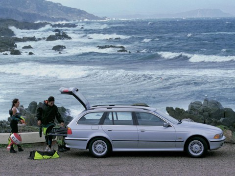 BMW 5er Touring (E39) teknik özellikleri