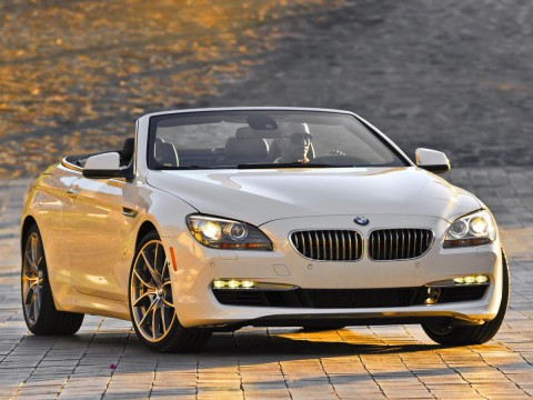 Technical specifications and characteristics for【BMW 6er convertible (F13)】