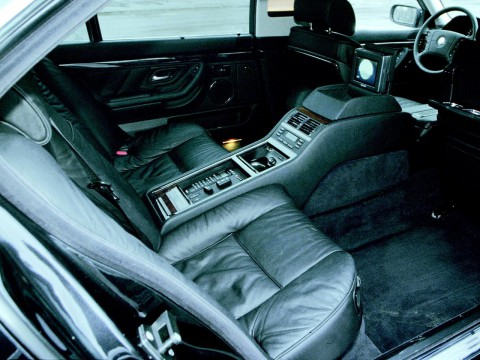 Technical specifications and characteristics for【BMW 7er (E38)】