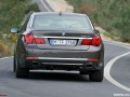 BMW 7er 7er (F01) 750i (450 Hp) full technical specifications and fuel consumption