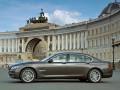 Caractéristiques techniques complètes et consommation de carburant de BMW 7er 7er (F01) 740d xDrive (313 Hp)
