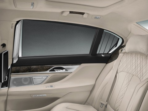 Technical specifications and characteristics for【BMW 7er VI (G11/G12)】