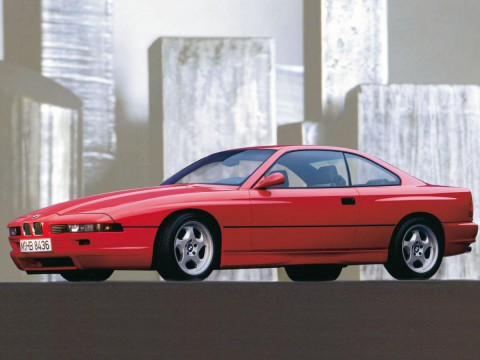 Technical specifications and characteristics for【BMW 8er (E31)】