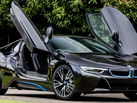 Technical specifications and characteristics for【BMW i8】