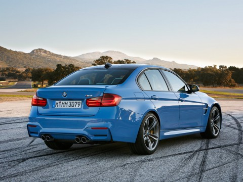 Technical specifications and characteristics for【BMW M3 V (F80)】
