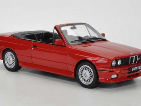 Technical specifications and characteristics for【BMW M3 Cabrio (E30)】