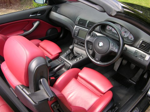 Technical specifications and characteristics for【BMW M3 Cabrio (E46)】