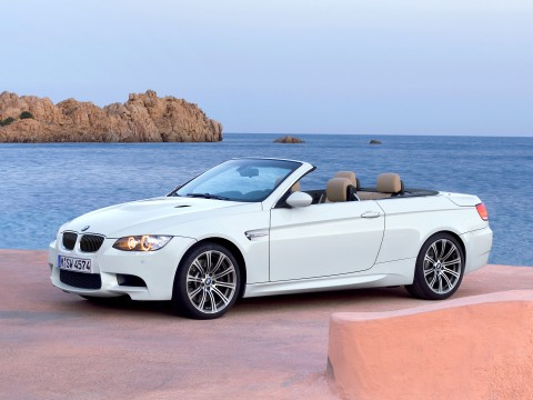 Technical specifications and characteristics for【BMW M3 Cabrio (E92)】