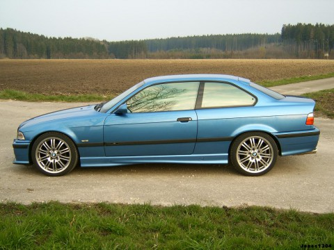 Technical specifications and characteristics for【BMW M3 Coupe (E36)】
