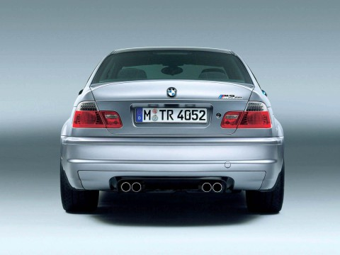 Technical specifications and characteristics for【BMW M3 Coupe (E46)】