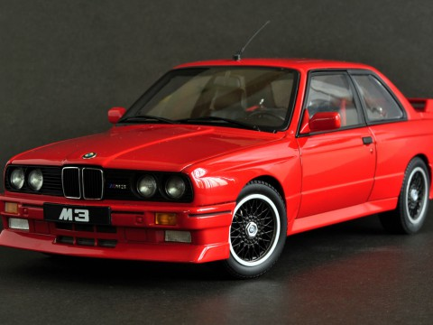Technical specifications and characteristics for【BMW M3 (E30)】