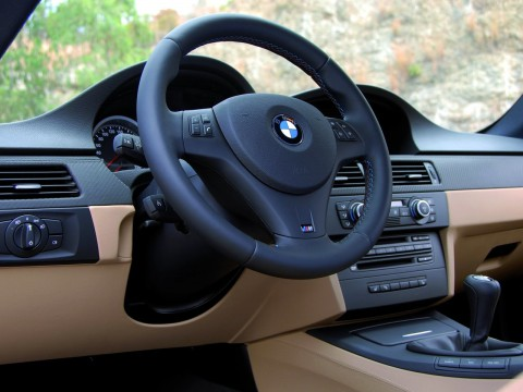 Technical specifications and characteristics for【BMW M3 (E90)】