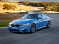 Technical specifications of the car and fuel economy of BMW M3