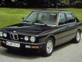 Technical specifications and characteristics for【BMW M5 (E28)】