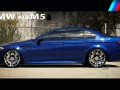 Technical specifications and characteristics for【BMW M5 (F10)】
