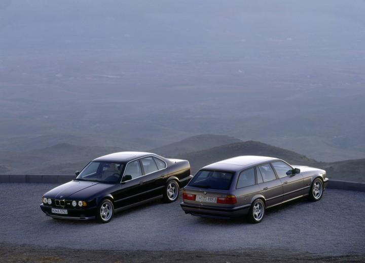 Bmw M5 Touring  E34  Especificaciones T U00e9cnicas Y Gasto De