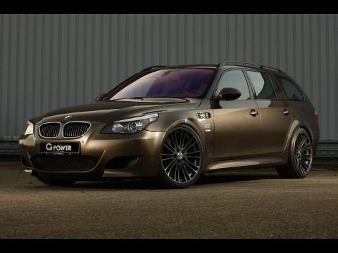 Technische Daten und Spezifikationen für BMW M5 Touring (E61)