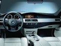 Technical specifications and characteristics for【BMW M5 Touring (E61)】