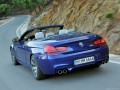 Technical specifications and characteristics for【BMW M6 Cabrio (F13)】