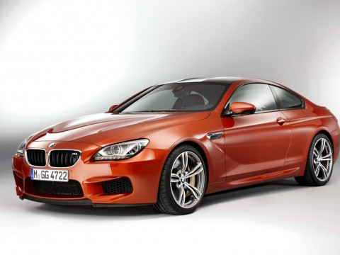 Technical specifications and characteristics for【BMW M6 Coupe (F12)】