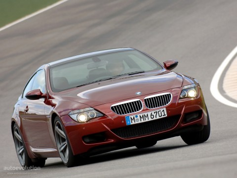 Technical specifications and characteristics for【BMW M6 (E63)】