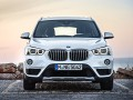 Technical specifications of the car and fuel economy of BMW X1