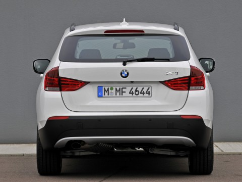 Technical specifications and characteristics for【BMW X1 I (E84)】