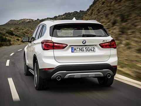 Technical specifications and characteristics for【BMW X1 II (F48)】