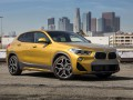 Technical specifications of the car and fuel economy of BMW X2