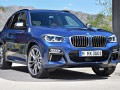 Technical specifications of the car and fuel economy of BMW X3