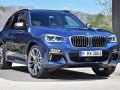 Specificaţiile tehnice ale automobilului şi consumul de combustibil BMW X3