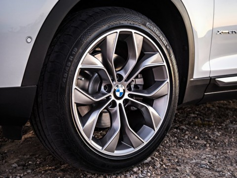 Technical specifications and characteristics for【BMW X3 (F25) Restyling】
